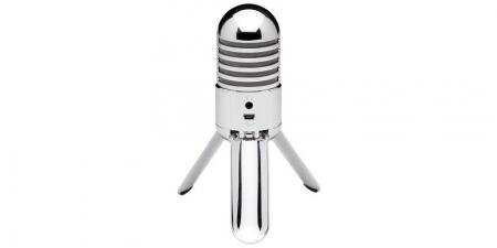 Конденсаторный USB микрофон Samson Meteor