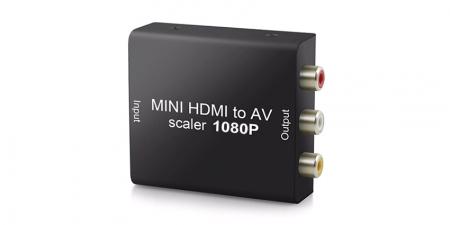 Конвертер HDMI в AV Booox BX70 Mini