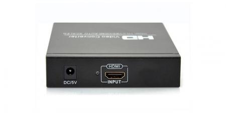 Конвертер HDMI в AV/HDMI Booox BX80
