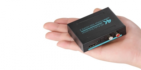 Конвертер звука (HDMI Audio Extractor 4K) Booox AE40