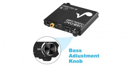 Конвертор звука и звуковая карта USB Booox SC-DAC107