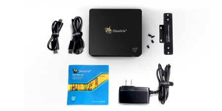 Mini PC Beelink Gemini T34 8/256Гб