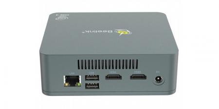 Mini PC Beelink U57 8/256Гб