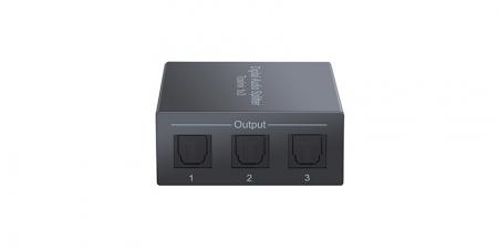Оптический SPDIF аудио разветвитель 1x3 Neoteck