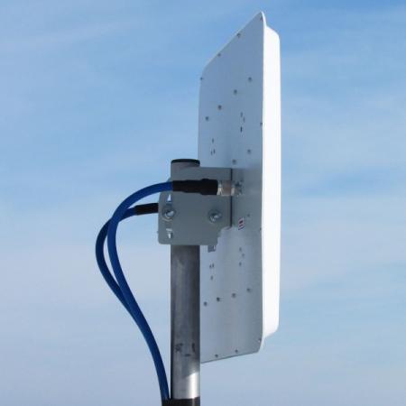 Панельная антенна AGATA MIMO 2x2 17Дб