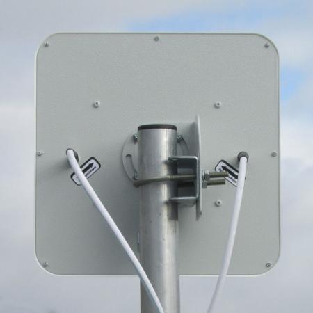 Панельная антенна AX-2513PF MIMO 2x2 4G 13Дб