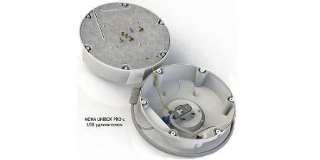 Панельная антенна MONA UniBox PRO 15Дб