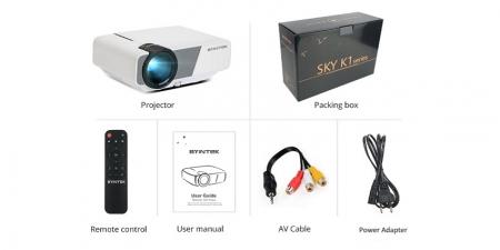 Проектор Byintek SKY K1 Plus
