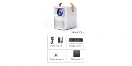 Проектор Everycom ET30W Android