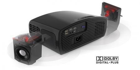 Проектор TouYinGer S1080 Чёрный