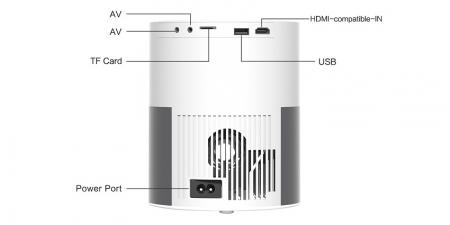 Проектор TouYinGer T9A