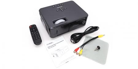Проектор TouYinGer X20S AC3 Чёрный