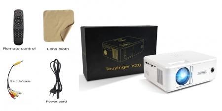 Проектор TouYinGer X21 Белый