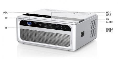 Проектор TouYinger X30A Белый
