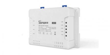 Реле Sonoff 4CH Rev3 WiFi