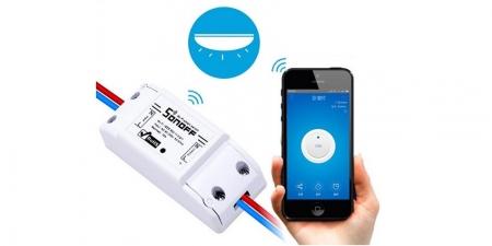 Реле Sonoff Basic Wi-Fi