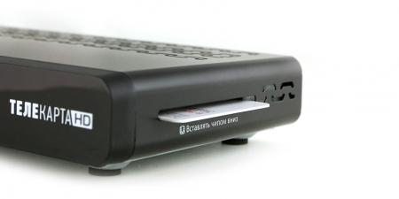 Ресивер EVO 08 PVR HD (Телекарта HD) + карта 3 мес
