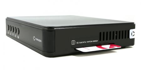 Ресивер EVO 09 HD Conax (без карты)
