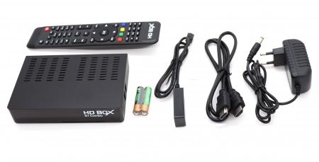 Ресивер HD BOX S1 Combo