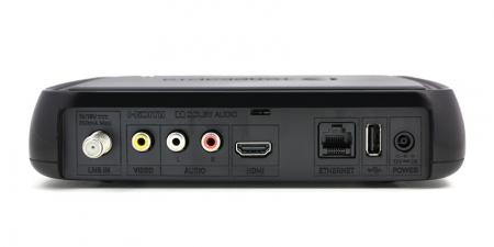 Ресивер Humax M1 (Телекарта HD) + карта 1 HD