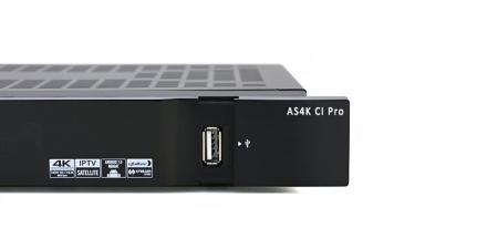 Ресивер Openbox AS4K CI Pro
