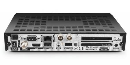 Ресивер Openbox Formuler F4 Turbo c DVB-T2 тюнером