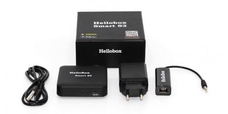 Сатфайндер (DVB плеер) Hellobox Smart S2