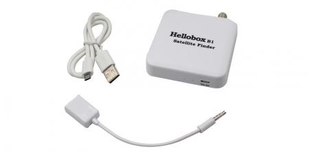 Сатфайндер Hellobox B1