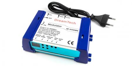 ВЧ Модулятор Gecen GC-AV02 (Моно)