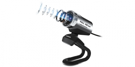 Веб-камера Ausdom AW615 1080P