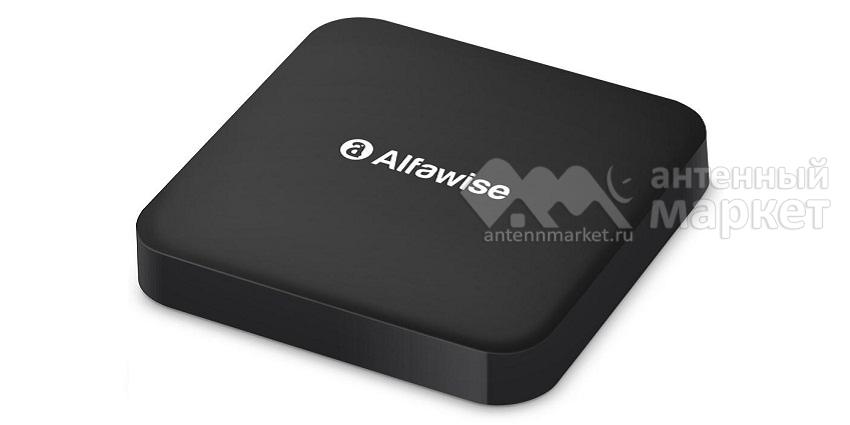 IPTV приставка Alfawise Z1 2/16Гб Voice control