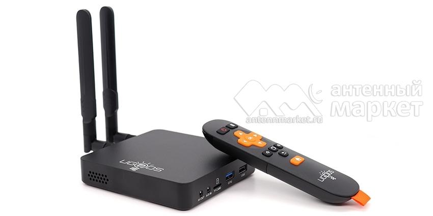 IPTV приставка Ugoos AM6 Plus 4/32Gb (1.7 GHz)