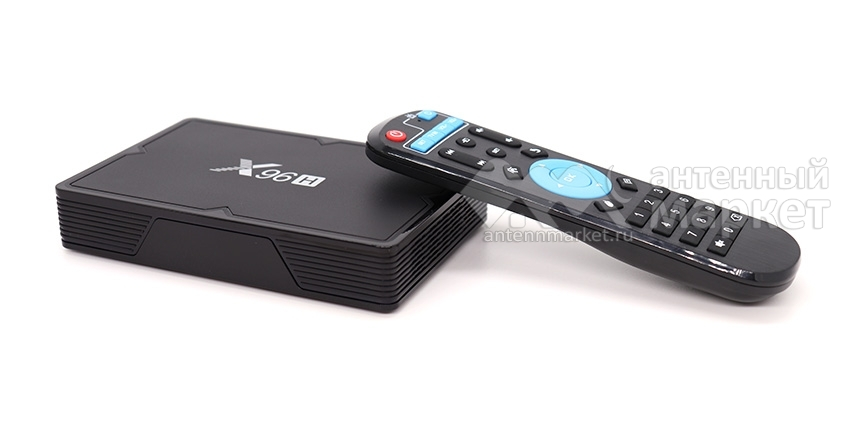 IPTV приставка Booox X96H 4/32 Гб