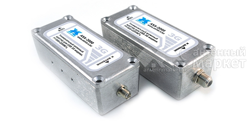 Адаптер AXA-2000/3000  для USB 3G модема
