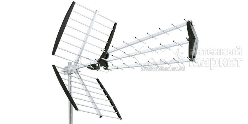 Антенна DVB-T2 GM-500 (GLOBO GL 1000+)