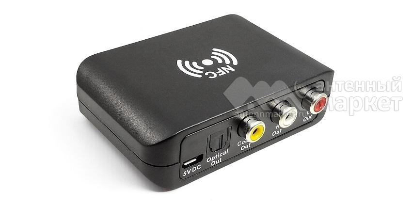 Аудио Bluetooth адаптер и конвертор звука Booox BT-B22