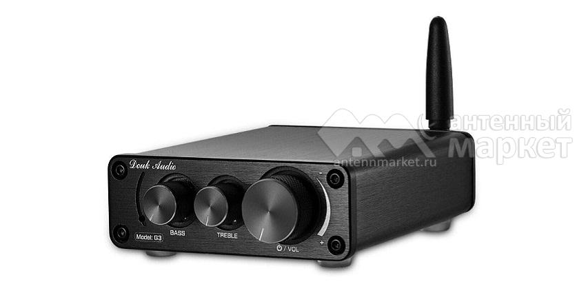 Аудио Bluetooth усилитель Nobsound G3 Чёрный