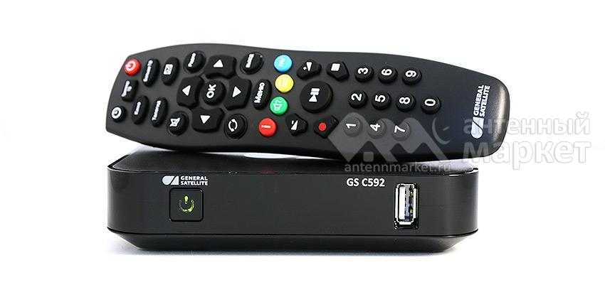 Цифровой IP приемник GS C592