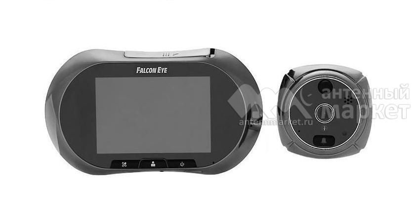 Дверной GSM видеоглазок Falcon Eye FE-VE03 (Silver)