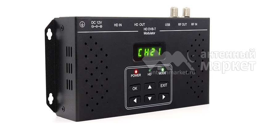 HDMI DVB-T модулятор HdmiSat DM-01