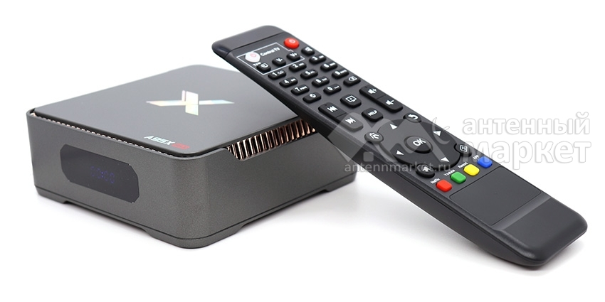IPTV приставка Booox A95X MAX 4/64ГБ