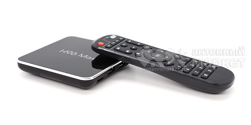 IPTV приставка Booox H96 MAX X2 4/32Гб