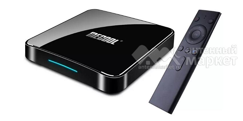 IPTV приставка Mecool KM3 4/64Gb