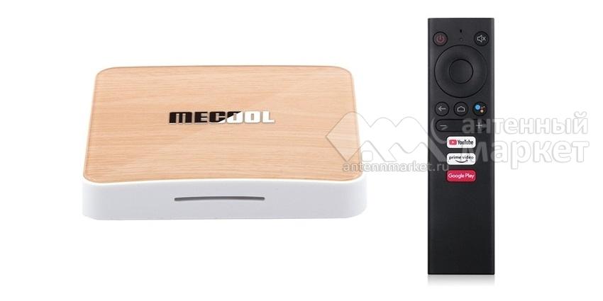 IPTV приставка Mecool KM6 Deluxe 4/64Gb