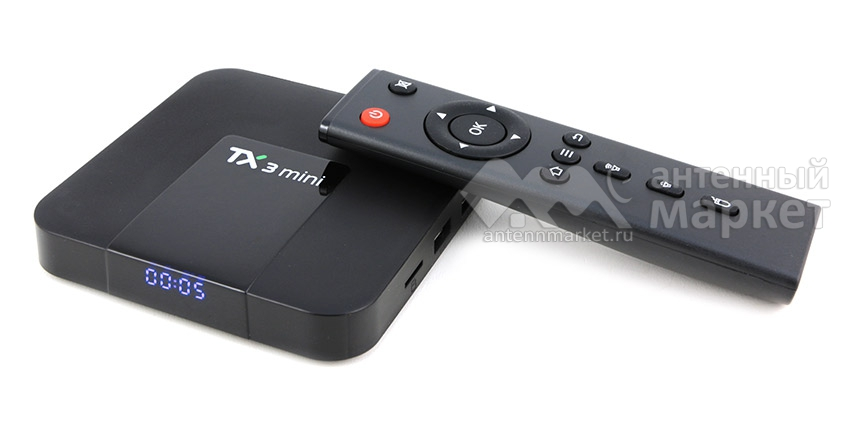 IPTV приставка Tanix TX3 Mini 2/16Gb
