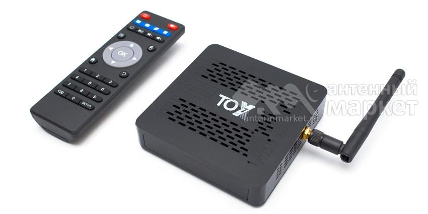 IPTV приставка TOX1 4/32Gb