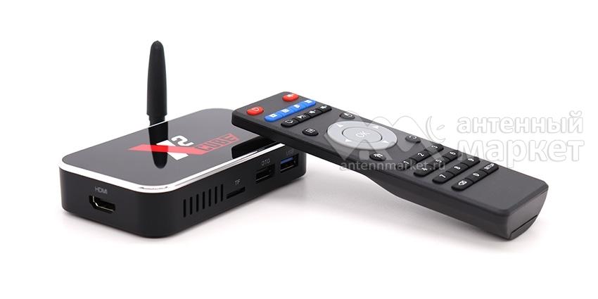 IPTV приставка Ugoos X2 Cube 2/16Gb