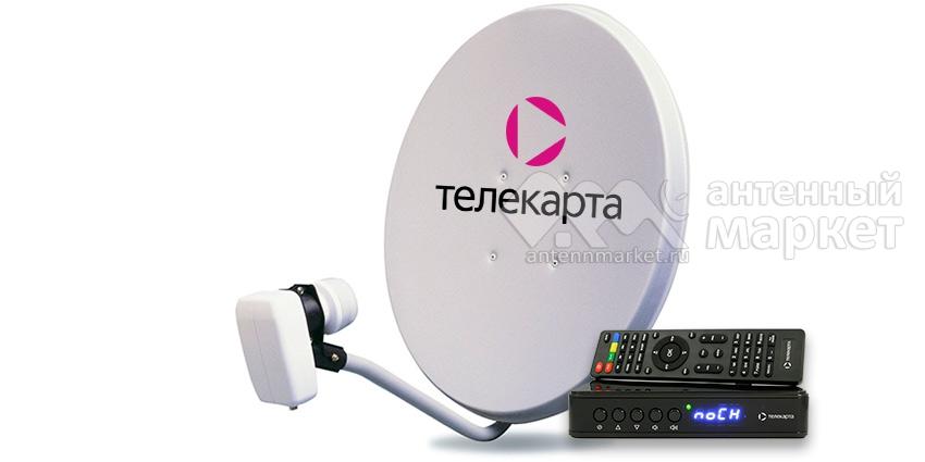 Комплект Телекарта HD с ресивером EVO 09 HD Conax