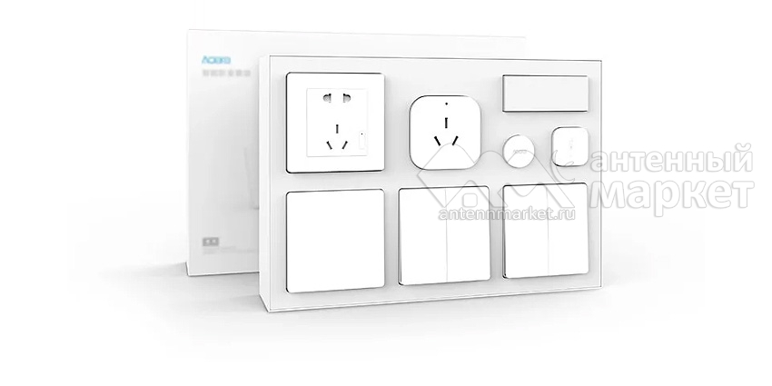 Комплект умного дома Aqara Mi Smart Home Bedroom Set