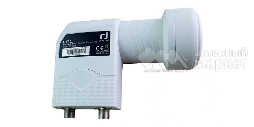 Конвертор Inverto IDLO-TNR410 Twin PRO